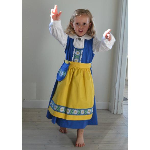 f3e00cb155a Lycks Sverigeklänning 80-164 Lycks Sverigeklänning 80-164 ...