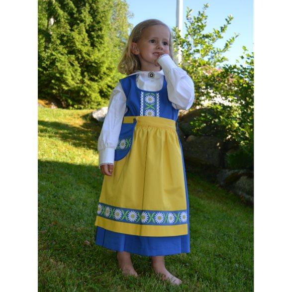 fb09bbc2f753 Lycks Sverigeklänning 80-164 - Reko Barn