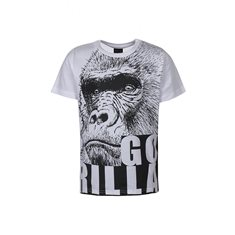 Kids Up T-Shirt 116-146 Gorilla