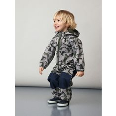 Name It Softshell-overall 74-104 Nmmalfa